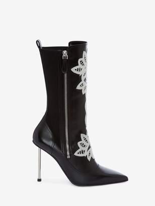 Alexander McQueen Victorian Boot