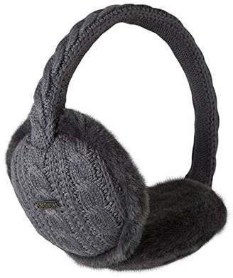 Barts B-Arts Monique Earmuffs - Dark Heather