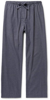 Derek Rose Braemar Checked Cotton-Flannel Pyjama Trousers