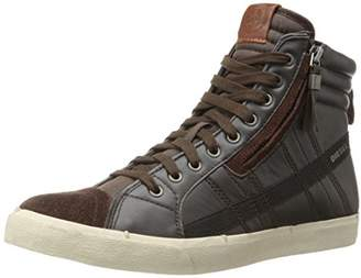 Diesel Men's D-Velows D-String In Leather Fashion Sneaker
