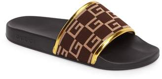 Gucci Pursuit Slide Sandal