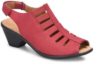 COMFORTIVA Comfortiva Womens Faye Heeled Sandals