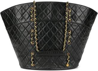 Chanel Pre-Owned trapeze shoulder bag