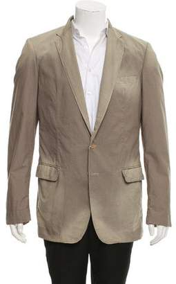 Maison Margiela Woven Two-Button Blazer w/ Tags