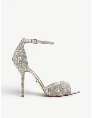 Dune Millionaire diamante-embellished sandals