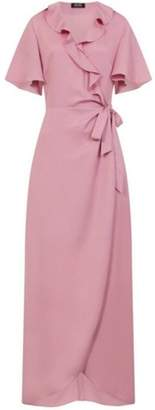 Dorothy Perkins Womens *Girls On Film Dusty Pink Maxi Dress