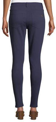 MICHAEL Michael Kors Mid-Rise Skinny Denim Leggings