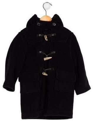 Papo d'Anjo Boys' Wool Herringbone Jacket