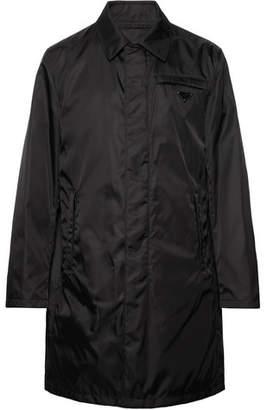 Prada Shell Raincoat