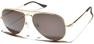New Valley Men's Marshall Sunglasses 100% Uv Protection