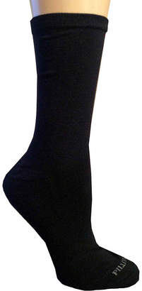 JCPenney Legale Pillowsole Crew Socks