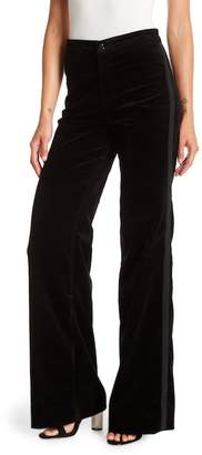 J Brand Isabella High Rise Tailored Pants