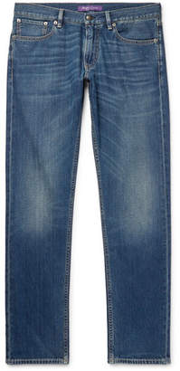 Ralph Lauren Purple Label Amberley Slim-Fit Denim Jeans
