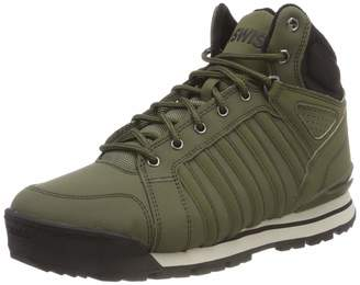K-Swiss K Swiss Men's Norfolk Sc Hi-Top Slippers