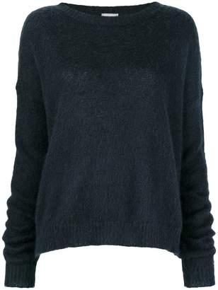Alysi round neck jumper
