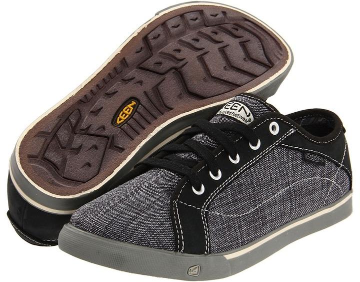Keen Kids - Arcata (Little Kid/Big Kid) (Black/Neutral Grey) - Footwear