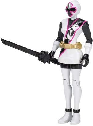 Power Rangers 12.5Cm White Ranger