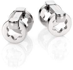 Montblanc Star Cutout Cuff Links