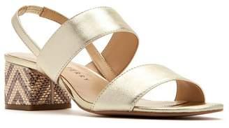 Katy Perry The Annalie Chevron Block Heel Sandal