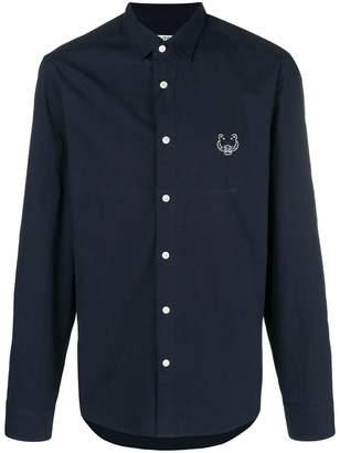 Kenzo tiger urban slim fit shirt