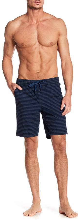 Calvin Klein Stripe Drawstring Shorts