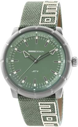 MOMO Design MOMODESIGN JET II Men's watches MD8287SS-33