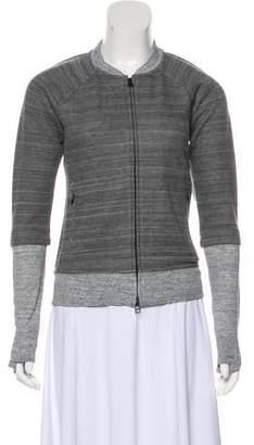 Derek Lam Athletic Zip-Up Jacket w/ Tags