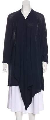 eskandar Silk Knit Cardigan
