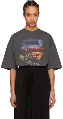 Black Paris T-Shirt