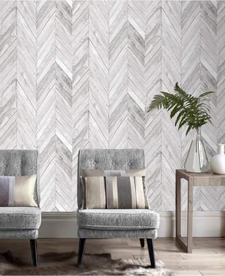 Graham & Brown Tuck Gray Wallpaper