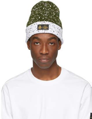 Nike Acg ACG Reversible White and Green Errolson Hugh Edition ACG A14 Beanie
