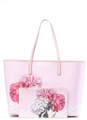 Ted Baker Payten Palace Gardens Canvas Shopper