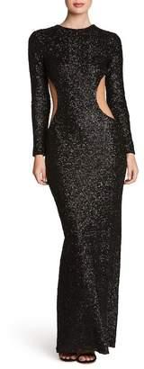 Dress the Population Lara Bodycon Gown