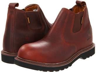 Carhartt CMS4100 4 Romeo Boot Men's Work Pull-on Boots