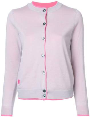 Marc Jacobs contrasting piping cardigan