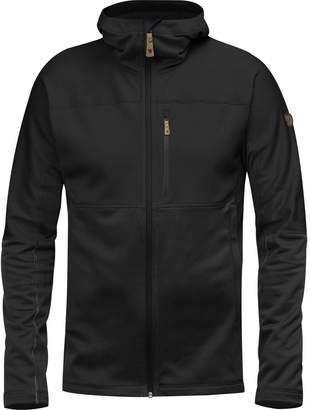 Fjallraven Abisko Trail Hooded Fleece Jacket - Men's