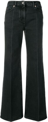 Valentino VLOGO flared jeans