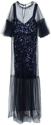 Anna Molinari BLUMARINE Long dresses - Item 34912152BP