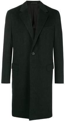 Caruso single breasted classic coat