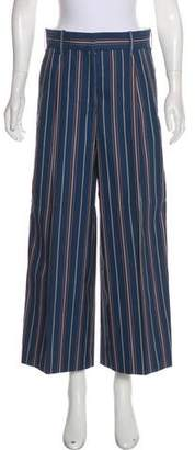 Marc Jacobs High-Rise Striped Pants