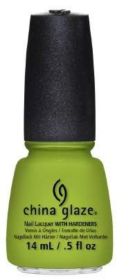 China Glaze (6 Pack Nail Lacquer - Cirque Du Soleil Worlds Away 3D - Def Defying