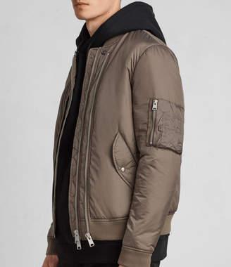 AllSaints Lombard Bomber Jacket