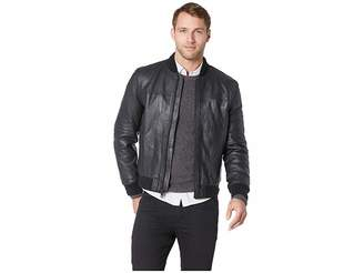 Andrew Marc Baseball Jacket