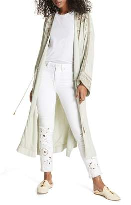 Free People Afterglow Kimono Jacket