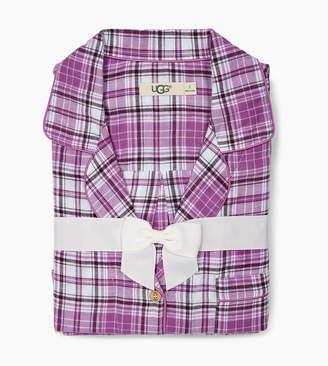 UGG Raven Flannel PJ Set Gift