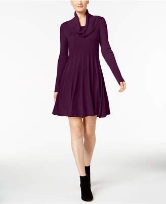 Calvin Klein (カルバン クライン) - Calvin Klein Cowl-Neck Sweater Dress