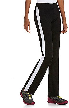 Calvin Klein Striped Running Treggings