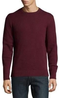 Black & Brown Black Brown Bubble Crewneck Sweatshirt