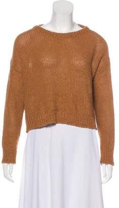 Simon Miller Knit Scoop Neck Sweater