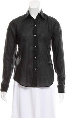 Ralph Lauren Tailored Button-Up